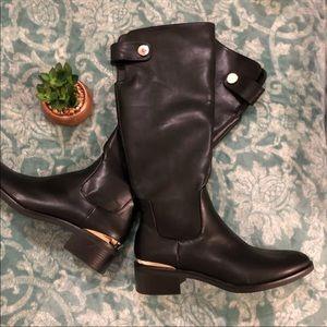 👢BNWT Zara Leather Boots👢